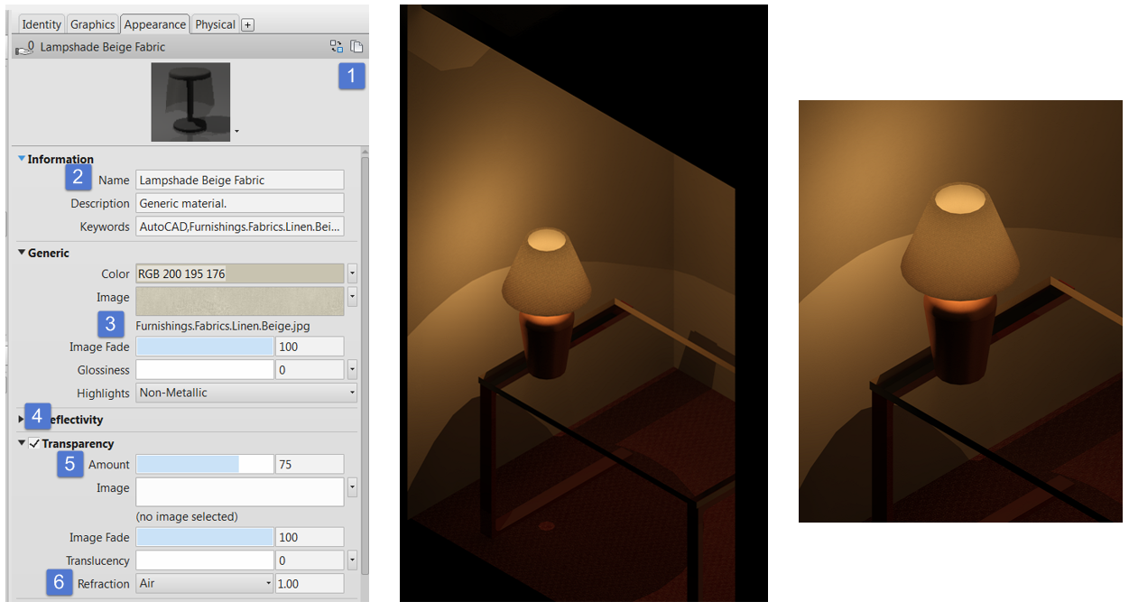 Revit Architecture: What's going on with my Lampshade