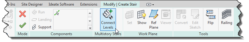 Revit 2018: Multistory Stair Improvements | Revit Products 2018